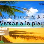 Soirée Vamos a la playa