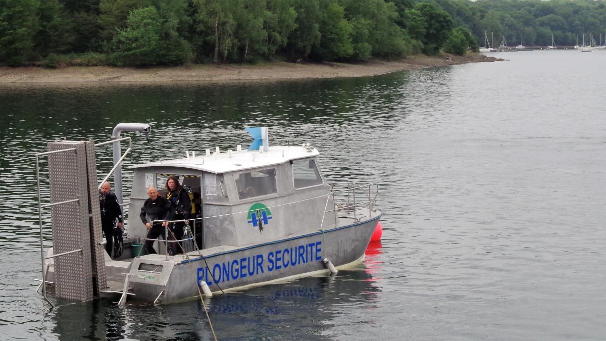 plongeur securite